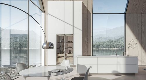 SieMatic Pure SLX White