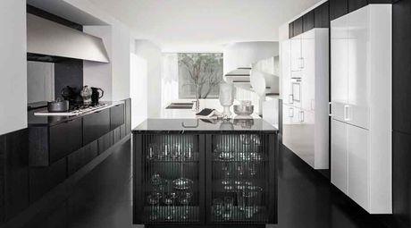 SieMatic Pure hoogglans keuken