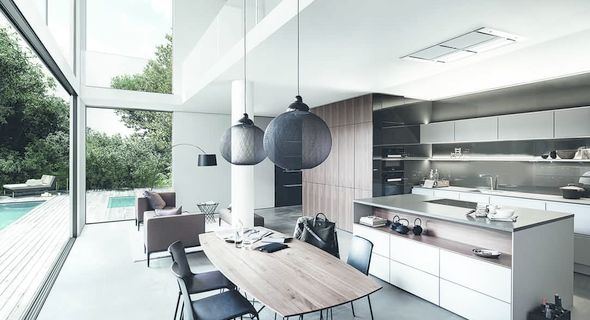 SieMatic Pure S2 open keuken