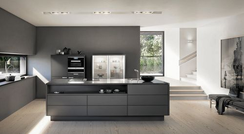 SieMatic Pure SC graphite