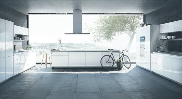 Siematic keukens pure collectie