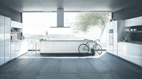 SieMatic Pure S1 witte keuken