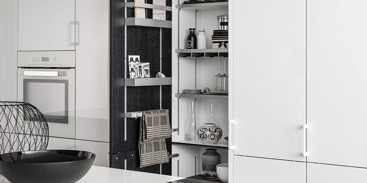 SieMatic hoogglans keuken