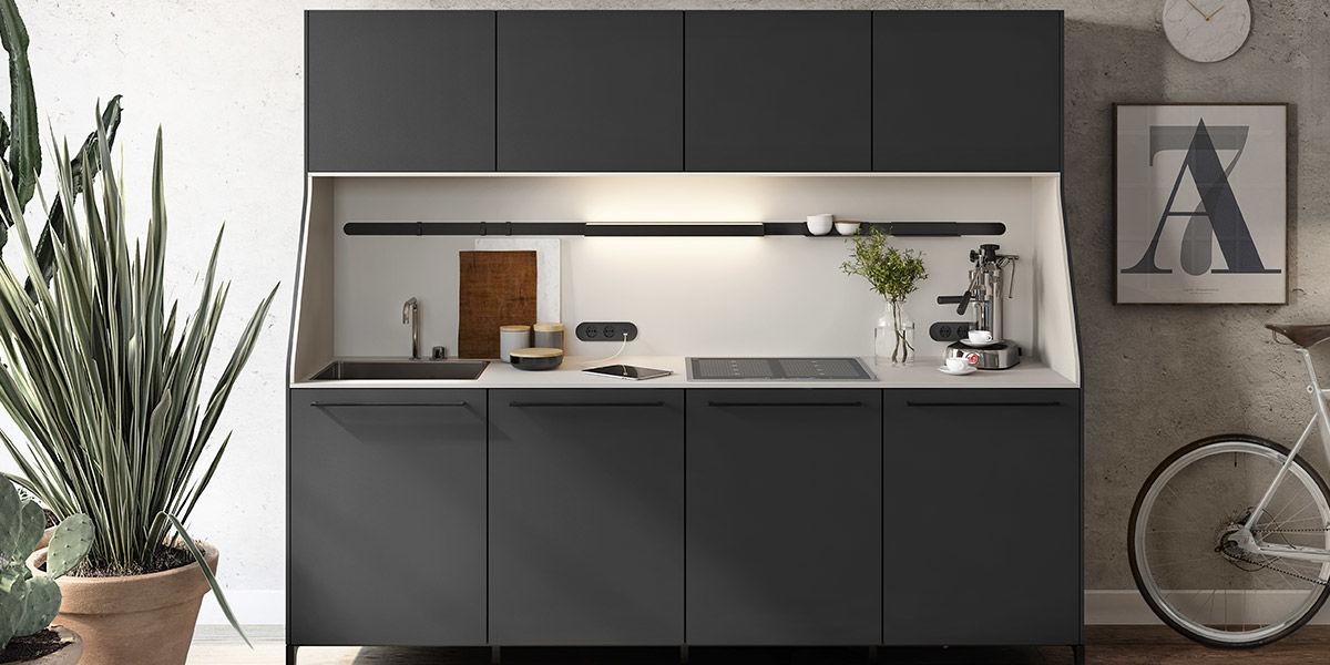 SieMatic Urban compacte keuken