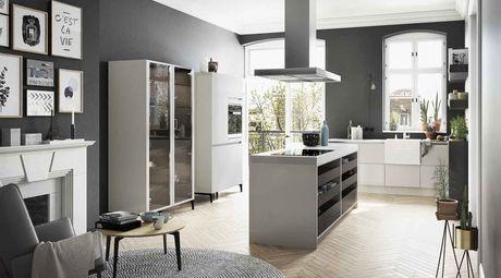 SieMatic witte keuken