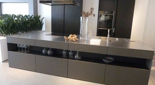 Showroomkeuken Umbra / Oak black Kortenberg