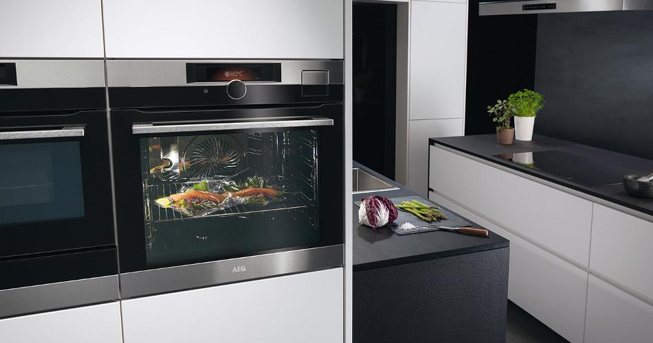 AEG Mastery Range ovens