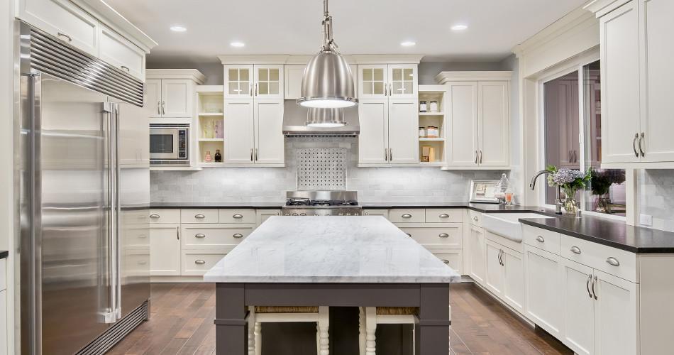 Granieten keuken