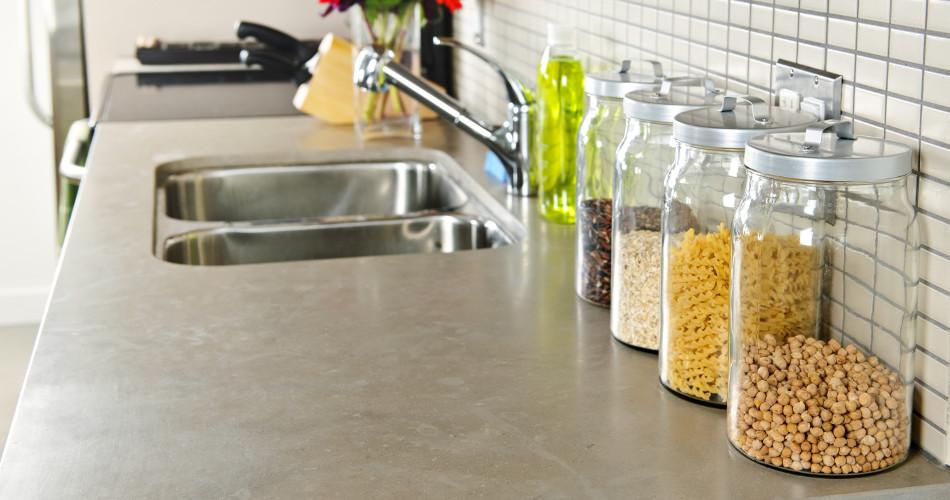 Natuurstenen keuken