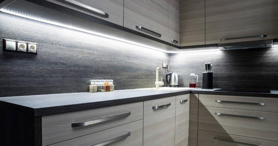 Sfeer in je keuken met de juiste keukenverlichting