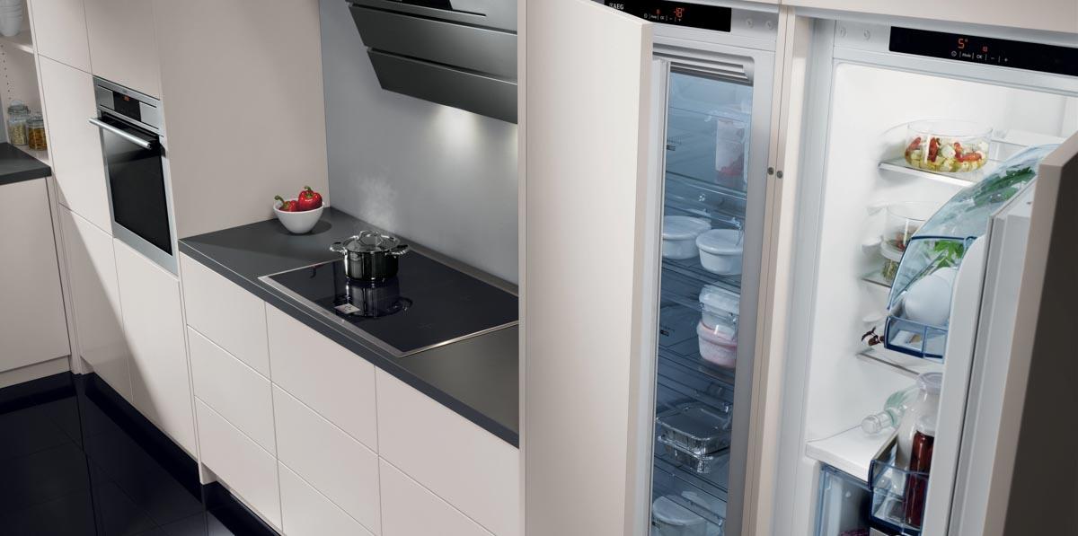 AEG koelkasten Keukenontwerper